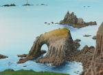 Arched Rock at Lands End