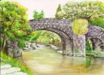 Bridge on Dartmoor