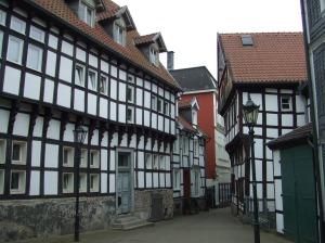 old town Hattingen, Germany
