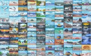 seascape miniatures