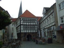 Hattingen old town hall