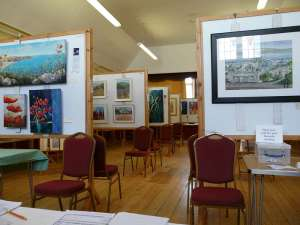 Devon Art Society summer 2014