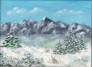 landscape by Pat Harrison