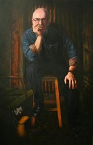 painting by Geoff Goddard