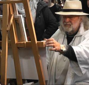 artist Herdin Radtke