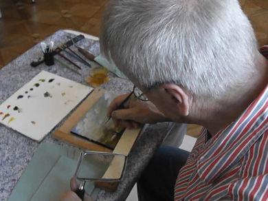 artist Peter Kempf