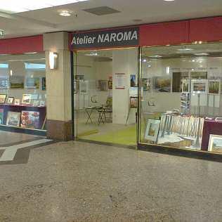 NAROMA shop front