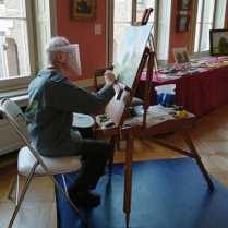artist Pat Harrison